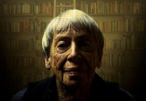 Ursula K. Le Guin, author of science fiction, fantsy, children's books, short stories, poetry, and essays, left this mortal coil last week at the age of 88.