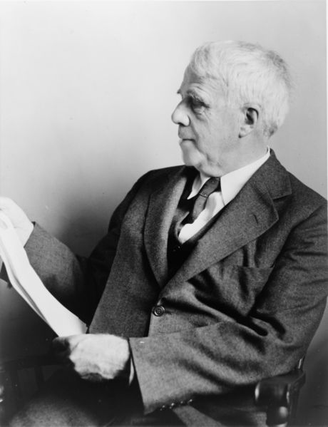 Critics charge that editor Robert Faggen's The Notebooks of Robert Frost attributes to the poet (pictured here in 1941) hundreds, if not thousands, of mistranscribed words.