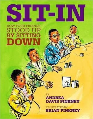 SIT-IN by Andrea Davis Pinkney