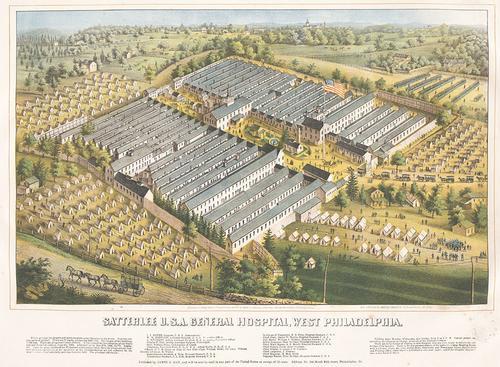 Satterlee U.S. General Hospital