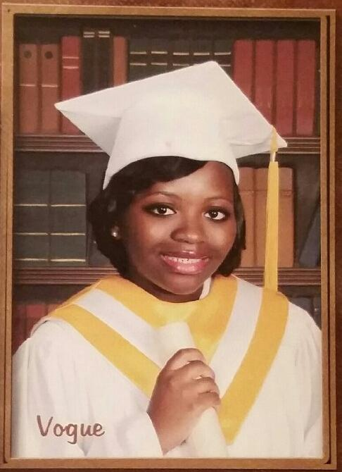 Shanae - Successful HS Graduate and Future College Freshman!