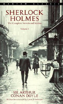 Book cover of <i>Sherlock Holmes: The Complete Novels and Stories</i> by Sir Arthur Conan Doyle