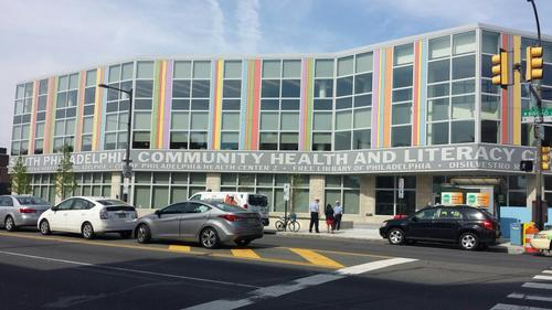 The South Philadelphia Library has added a new collection: the Health Lending Library