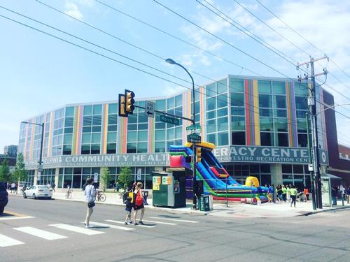 South Philadelphia Library Grand Opening Block Party!