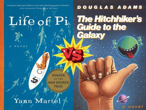Only YOU can decide who will be declared the literary champ in our Summer Madness online bracket game!!