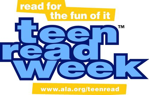 Teen Read Week (courtesy of YALSA)