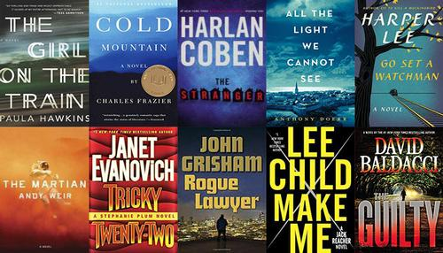 Top 10 ebooks Downloaded in January 2016