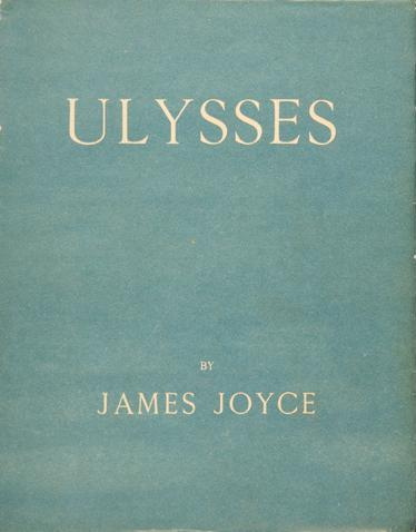 Perhaps this photograph of the cover of a 1922 first edition would make a nice wallpaper on your cell phone?
