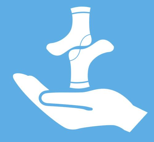 Warm the Sole Sock Drive initiative from Councilman-At-Large Allan Domb