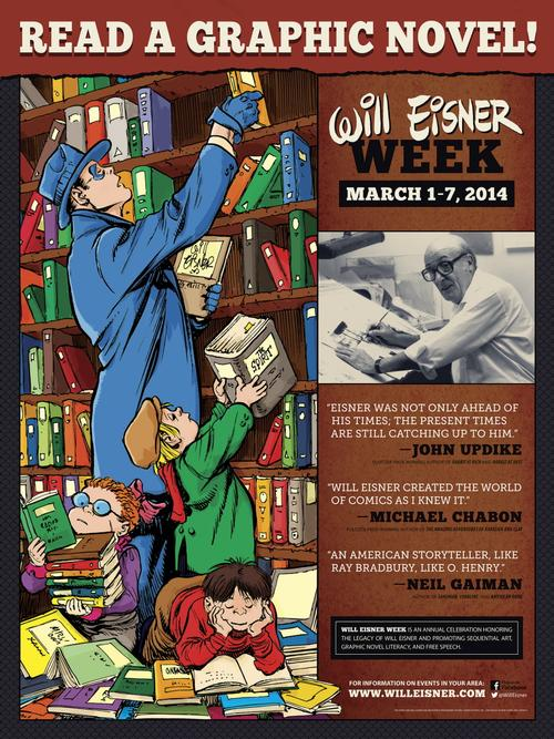 Will Eisner Week 2014
