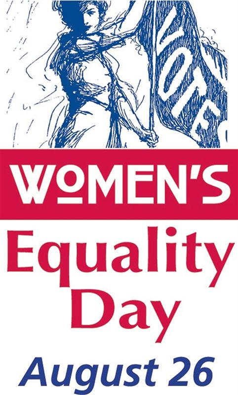 Women's Equality Day is celebrated on August 26