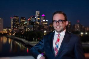 Zach Wilcha, IBA's Executive Director