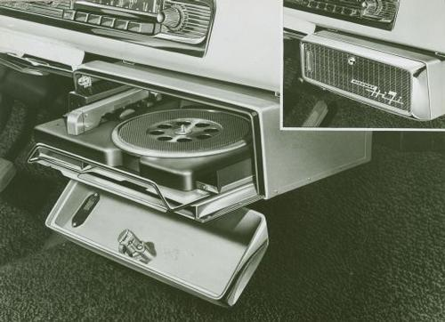 Streaming music, 50's Style