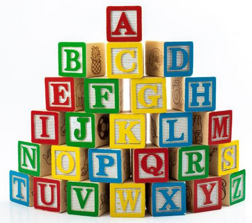 Alphabet books aim to help children recognize letters, usually by going A through Z.