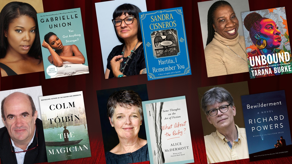Don't miss these and more great authors coming to this season of Author Events!