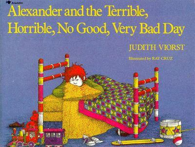 Judith Viorst's classic children's book, published in 1972
