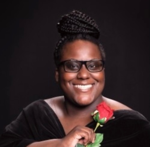 Andre'a Rhoads, 2021-2022 Philadelphia Youth Poet Laureate