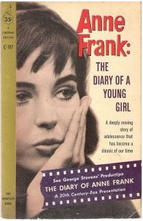 Cover of a 1960 paperback edition, following the 1959 release of George Stevens' film adaptation