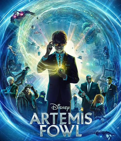 <i>Artemis Fowl</i> movie poster