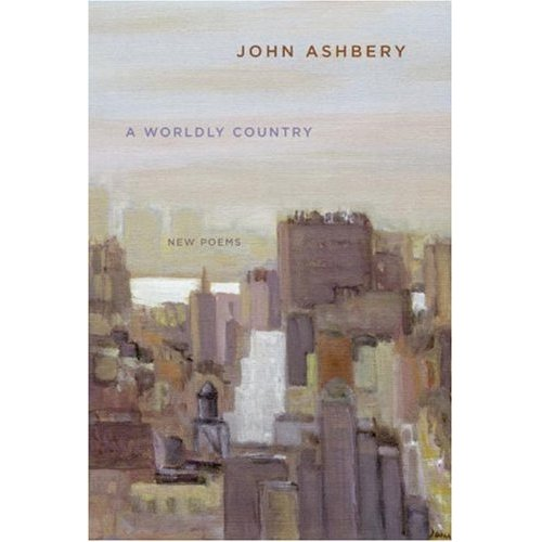 John Ashbery's latest book