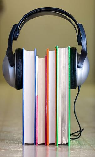 Audiobooks are it!