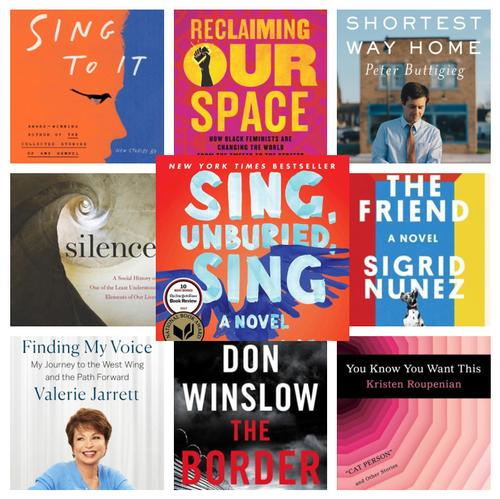 Some of the highlights from our 2019 Author Events lineup!