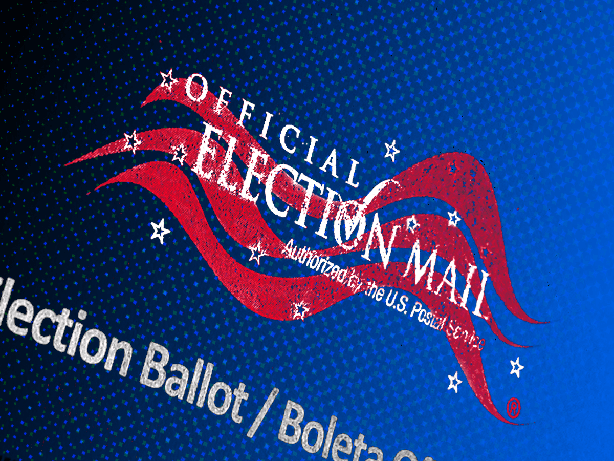 A completed application for a mail-in ballot must be received by the Philadelphia County Registrar of Voters Office by October 27, 2020.