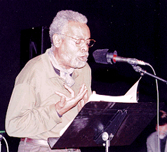 Amiri Baraka Reading