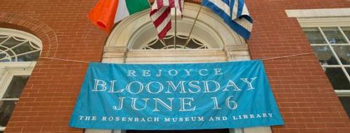 Bloomsday, the annual event celebrating James Joyce's masterpiece, Ulysses