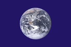 """The Blue Marble,"" taken in 1972 by the crew of Apollo 17, is the unofficial flag of Earth Day."