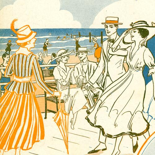 Summer fun in our digital collections