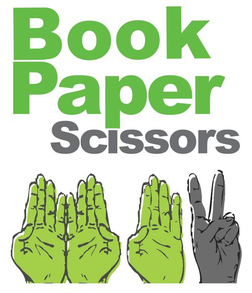 12th annual Book Paper Scissors fair