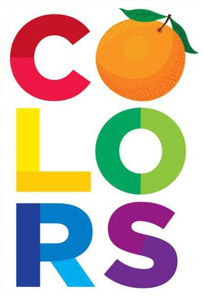Concept books about color teach color naming and color mixing theory.