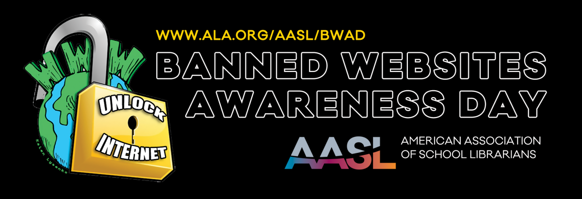 Banned Websites Awareness Day - AASL
