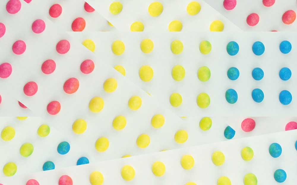 Have you tasted candy buttons before?