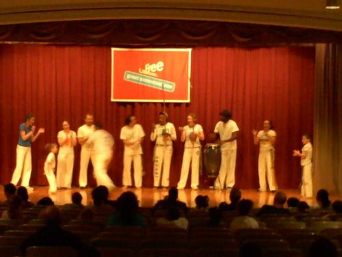 Philadelphia Capoeira Arts Center