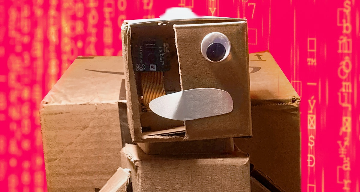 Interact with Cheerio B. McBoxface online!