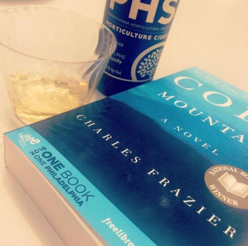 Readers and drinkers came together for a cider tasting at Parkway Central Library.