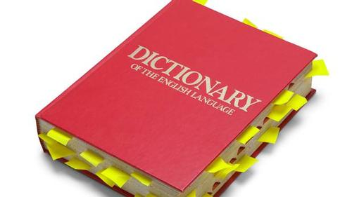 840 new words and definitions have recently been added to the dictionary!