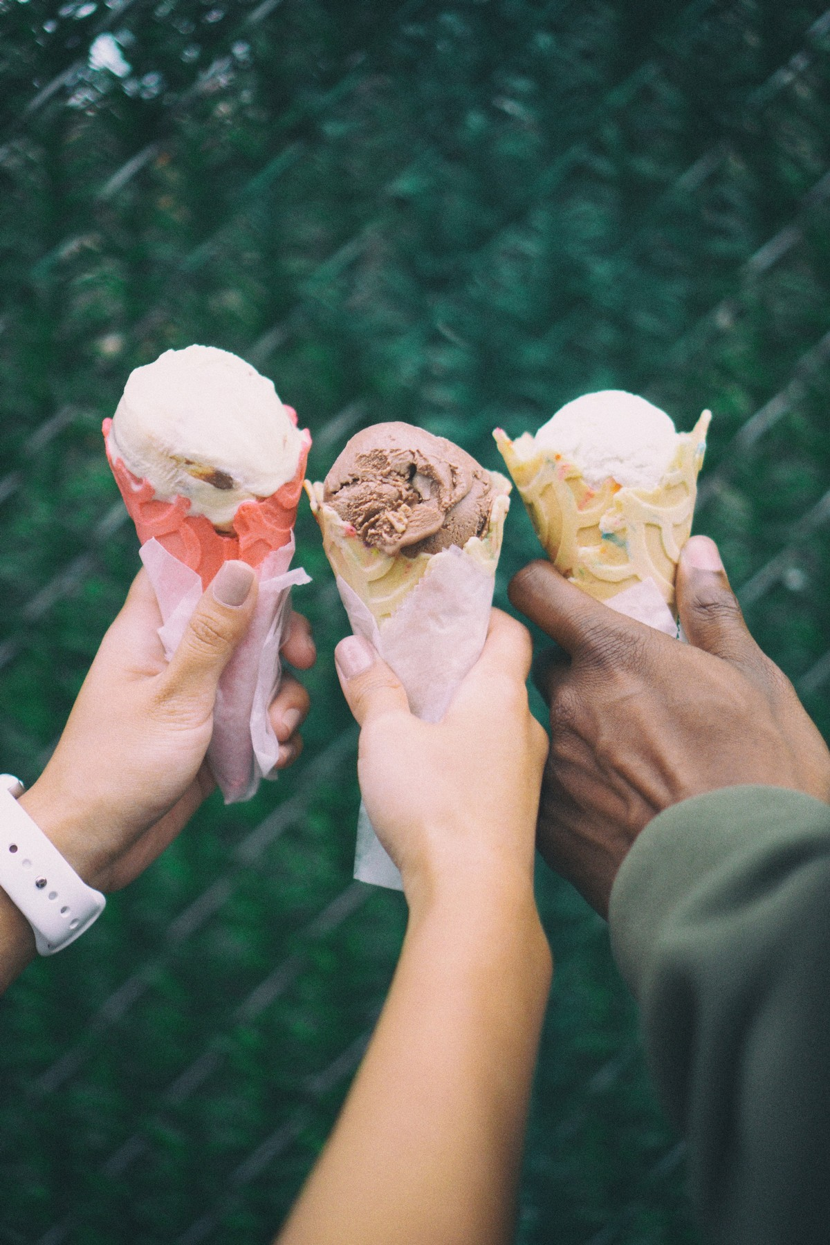 Happy National Ice Cream Month!