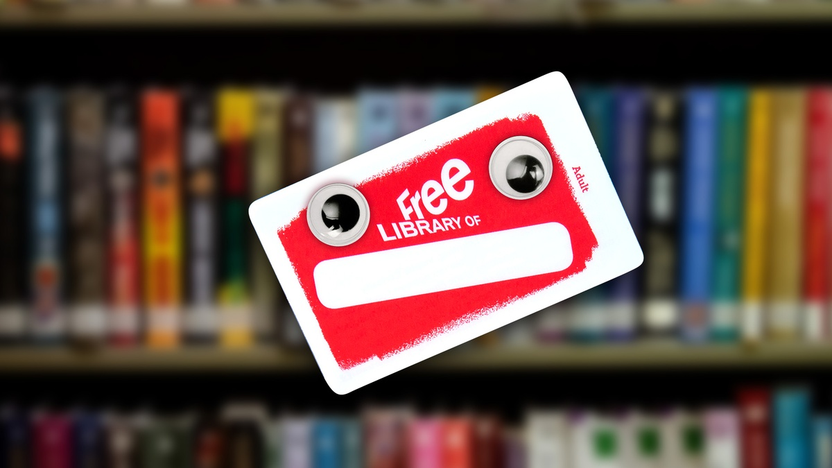 What are your favorite ways to use your Free Library card? Let us know in the comments below!