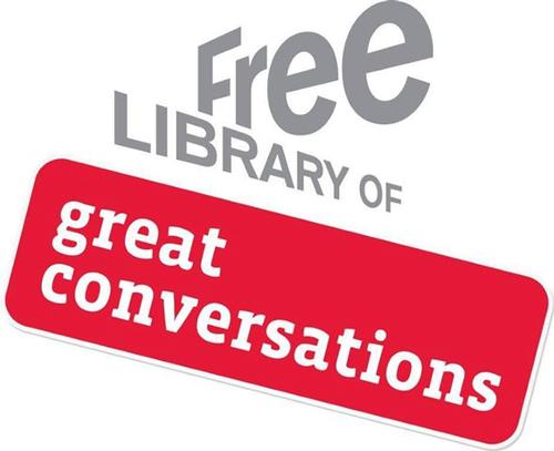 Free Library Author Event Podcasts