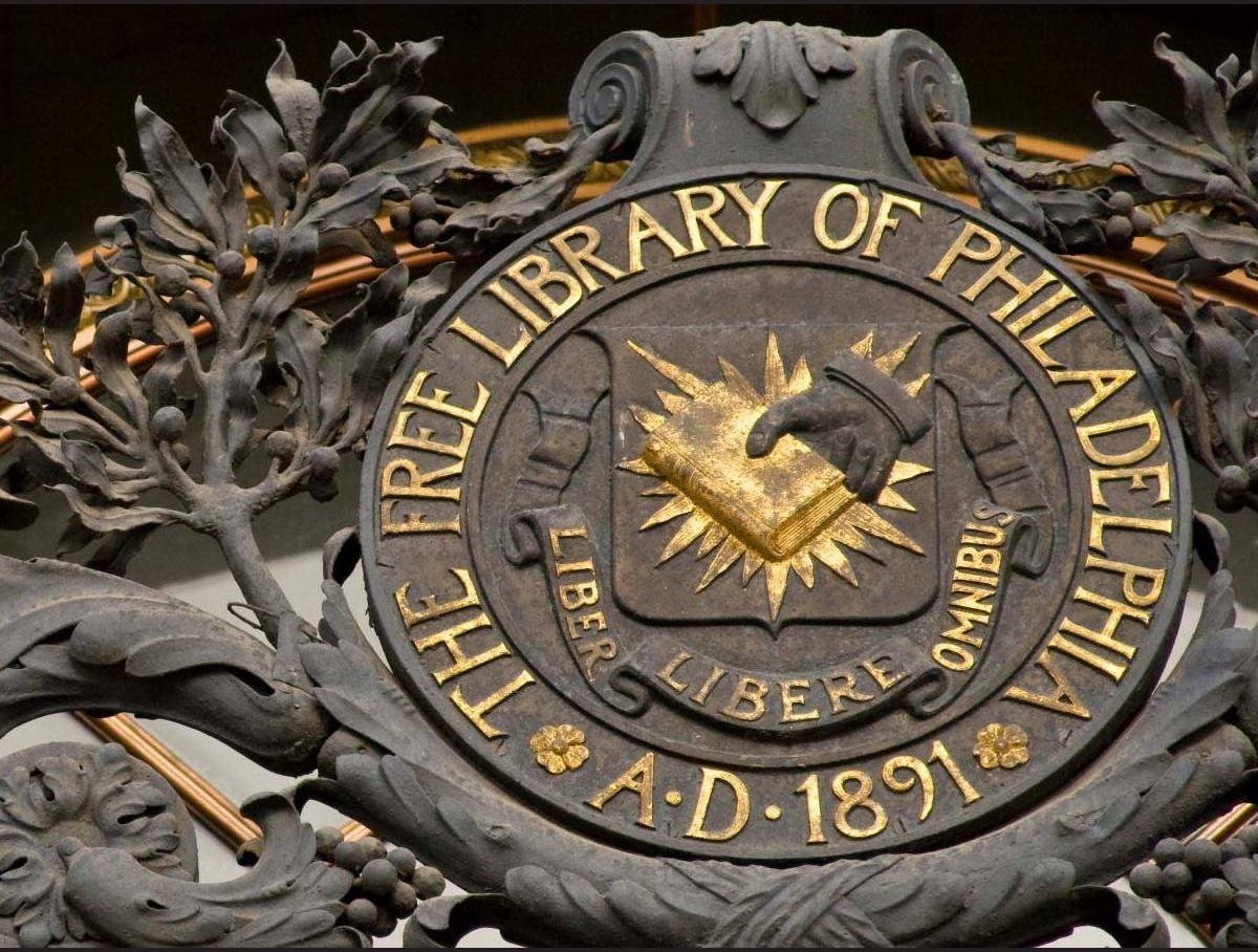 Free Library of Philadelphia Seal