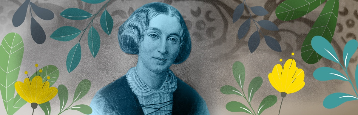 Mary Ann Evans (November 22, 1819 – December 22, 1880)