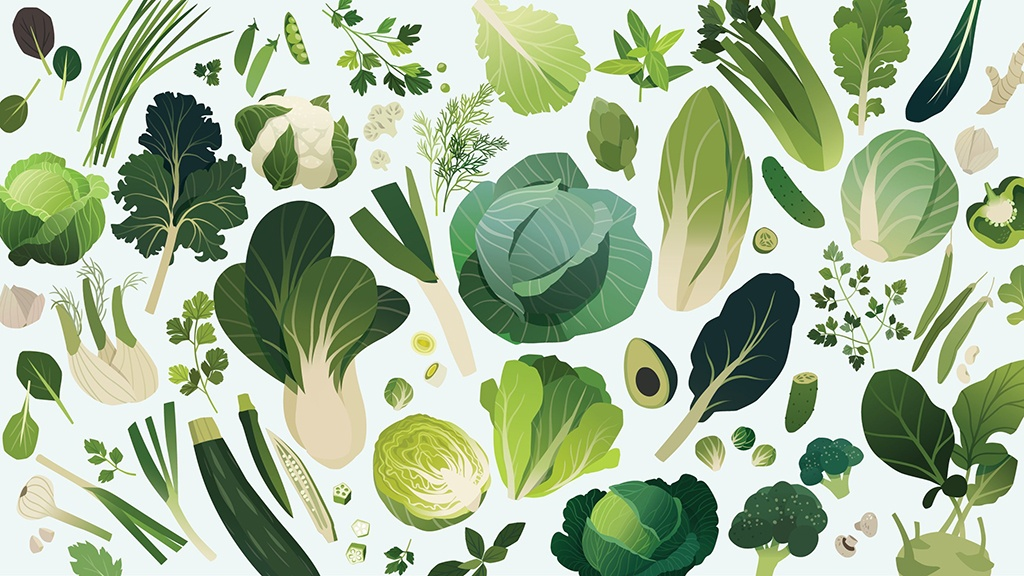 Get Your Green On With These Veggies!