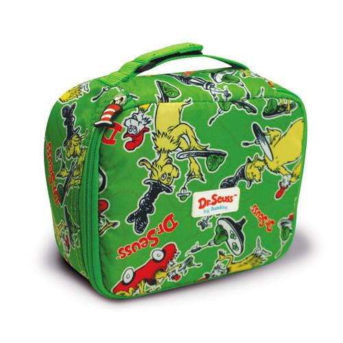 Green Eggs and Ham Lunch Box, available at the Free Library of Philadelphia online shop
