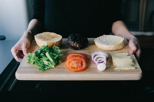 DIY Veggie Burgers