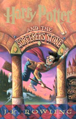 Harry Potter and the Sorcerer's Stone - Rowling's first book in the series