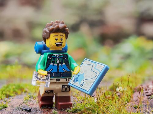 Take a hike and go on an adventure with some help from the Free Library!
