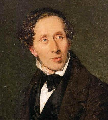 Happy birthday, Hans Christian Andersen!